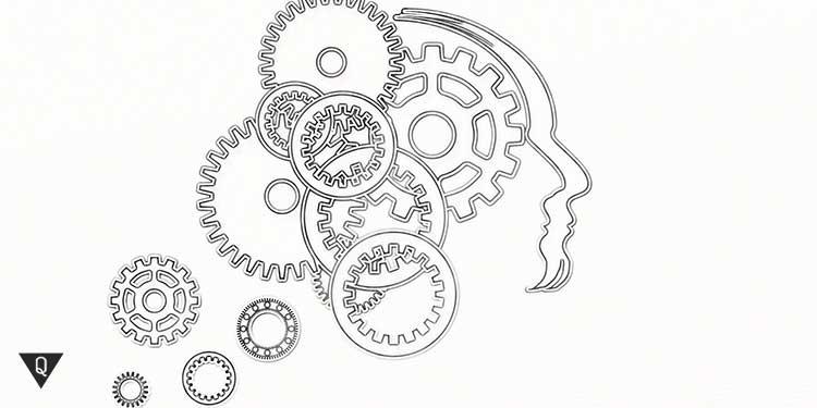 шестеренки в голове
