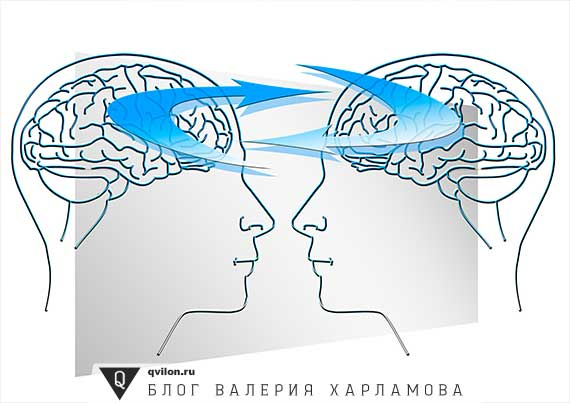 люди обмениваются мыслями