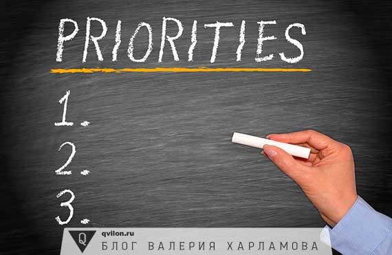 prioritety