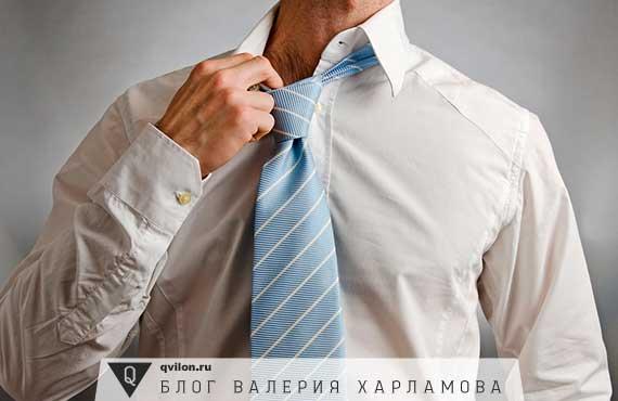 жарко в галстуке