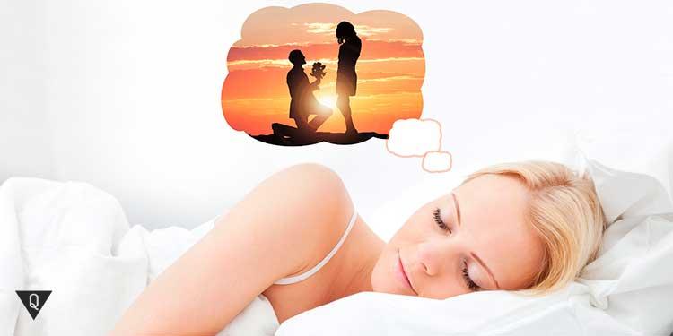 парень снится во сне у девушки