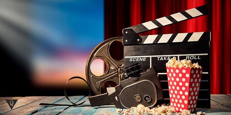 атрибуты для кинематографа