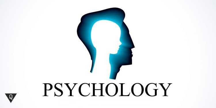 надпись Psychology