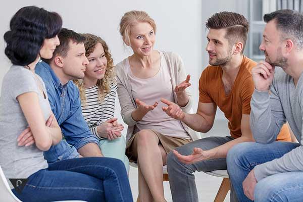 Групповая терапия у психолога