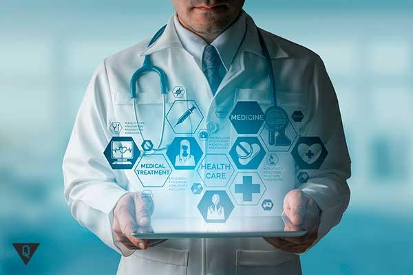 Врач современного здравоохранения