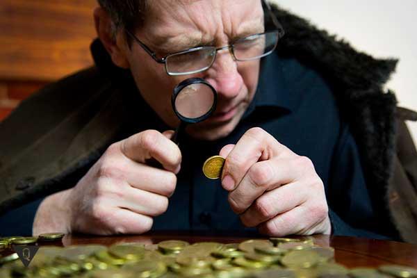 Коллекционер монет