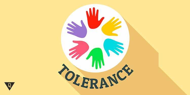 Логотип толерантности