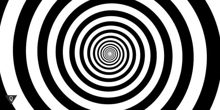 Графтическая картинка, символизирующая эриксоновский гипноз