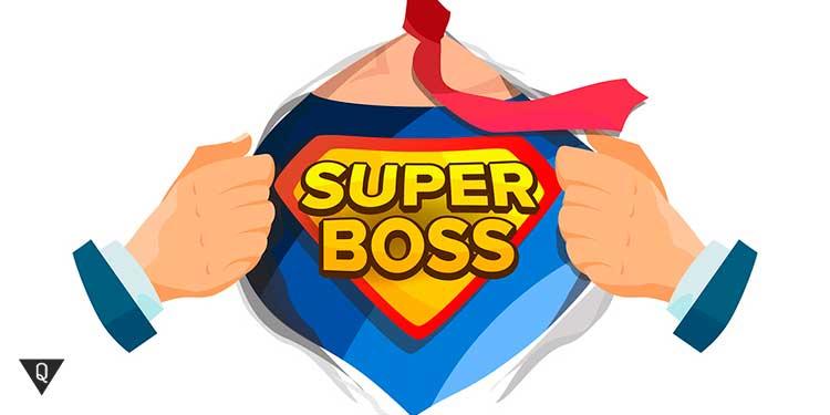 Супер босс