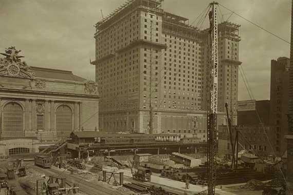 отель в Манхэттене