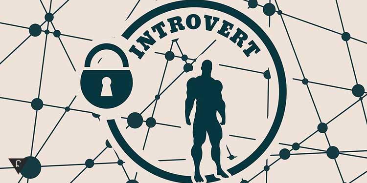 логотип интроверта