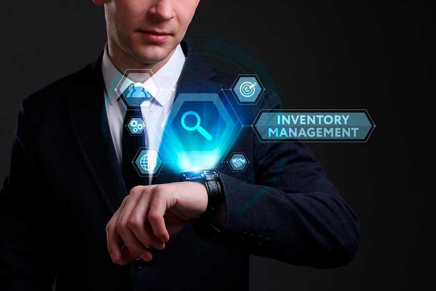 надпись у мужчины inventory management
