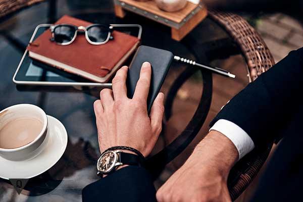 атрибуты успешного бизнесмена