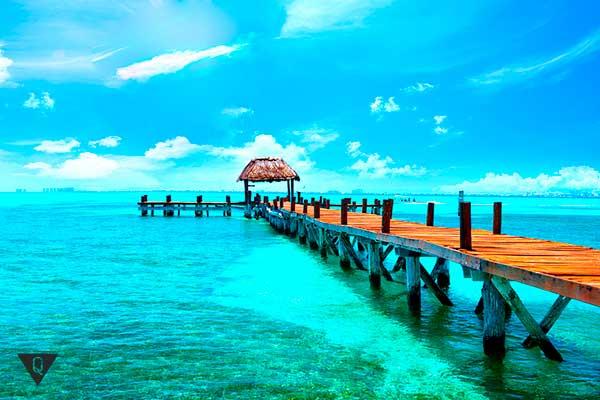 Необычайно красивое море
