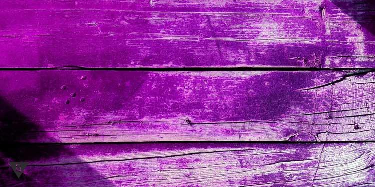 Фиолетовая доска