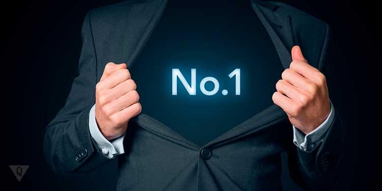 Надпись на груди мужчины No.1