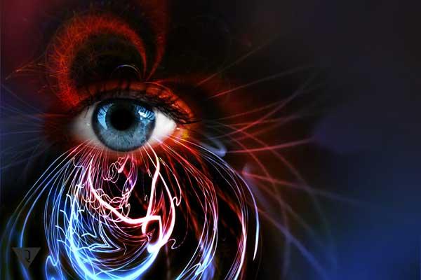 Глаз человека, как символ наличия шестого чувства