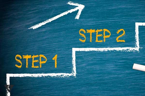 2 шага