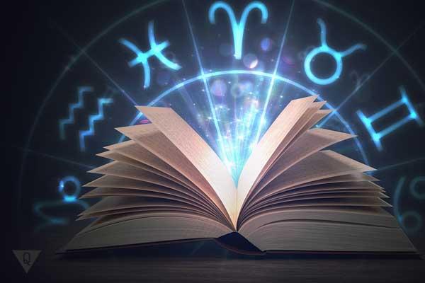Книга и знаки зодиака