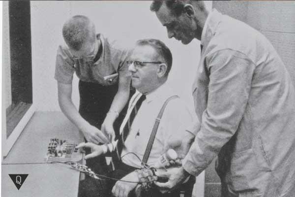 эксперимент Милгрэма