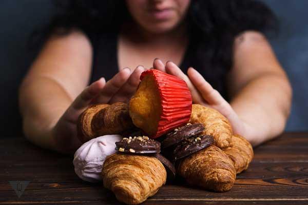 Сладости, как символ пищевой аддикции