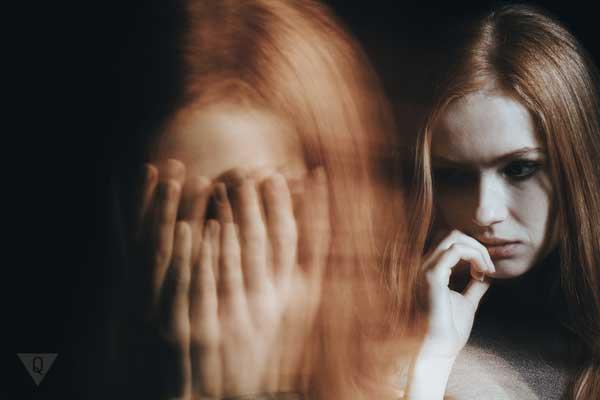 Девушка с расстройством личности