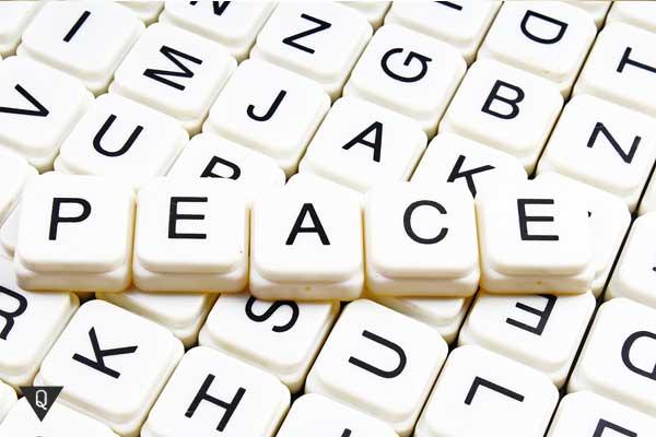 Буквы, из которых составлено слово