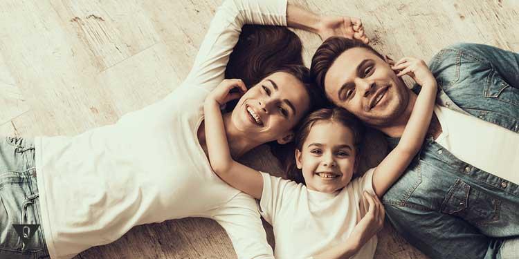 Счастливая семья, как проявление авторитетного (демократического) стиля воспитания
