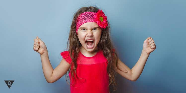 Девочка 5 лет в кризисе