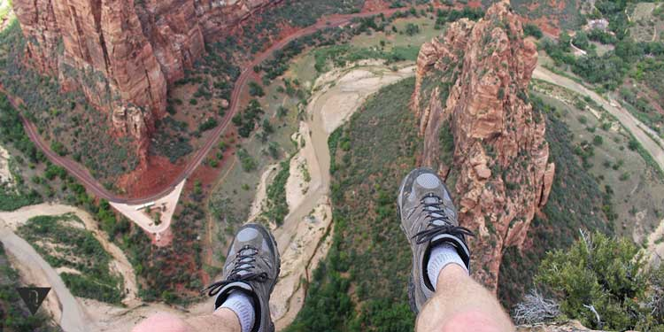 Акрофобия - страх высоты
