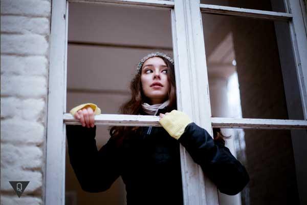 Женщина боится открытых пространств