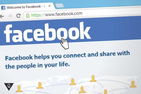 Страница в фэйсбуке