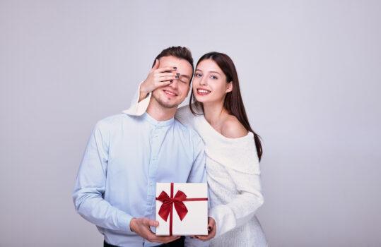 Дарить подарок в семье