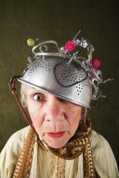 Непредсказуемая бабушка